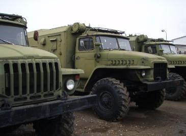 URAL 4320 - 375 6x6 Models